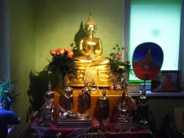 Wat-Gemeinschaftsraum